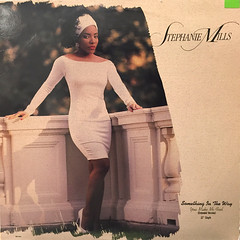 STEPHANIE MILLS:SOMETHING IN THE WAY(YOU MAKE ME FEEL)(JACKET A)