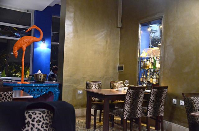 Dining area, La Arena 53, La Orotava, Tenerife