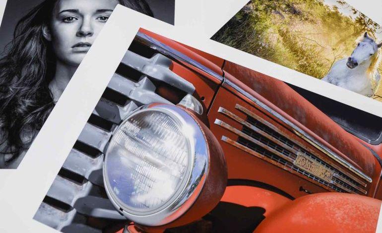 Le papier photo Palo Duro : Reproduisez le look d'une chambre noir