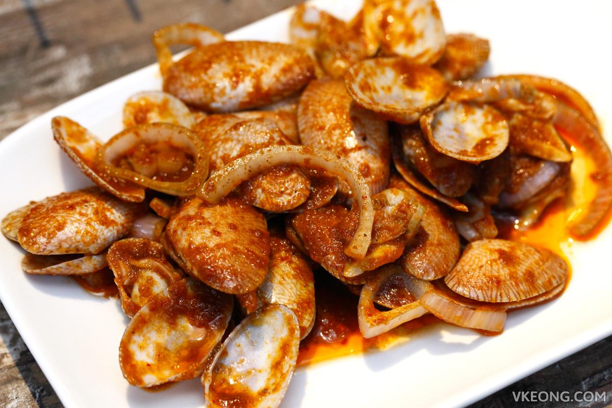 TLC Charcoal BBQ Sambal Lala