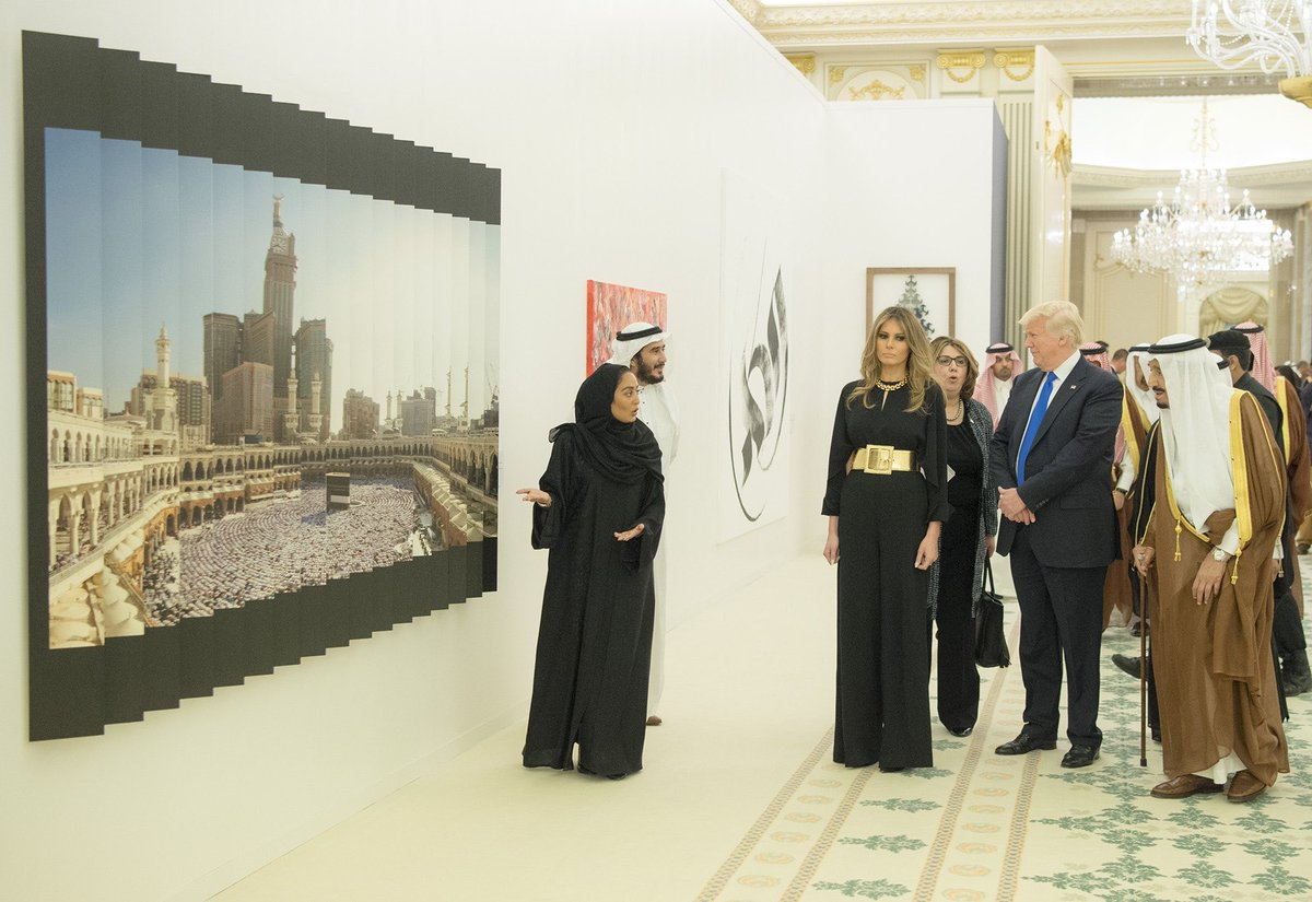 الفن السعودي