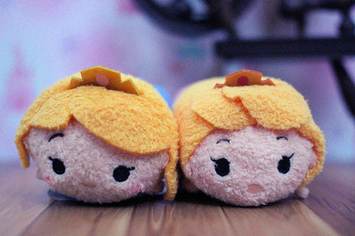 Sleeping Beauty Tsum Tsum's - Aurora
