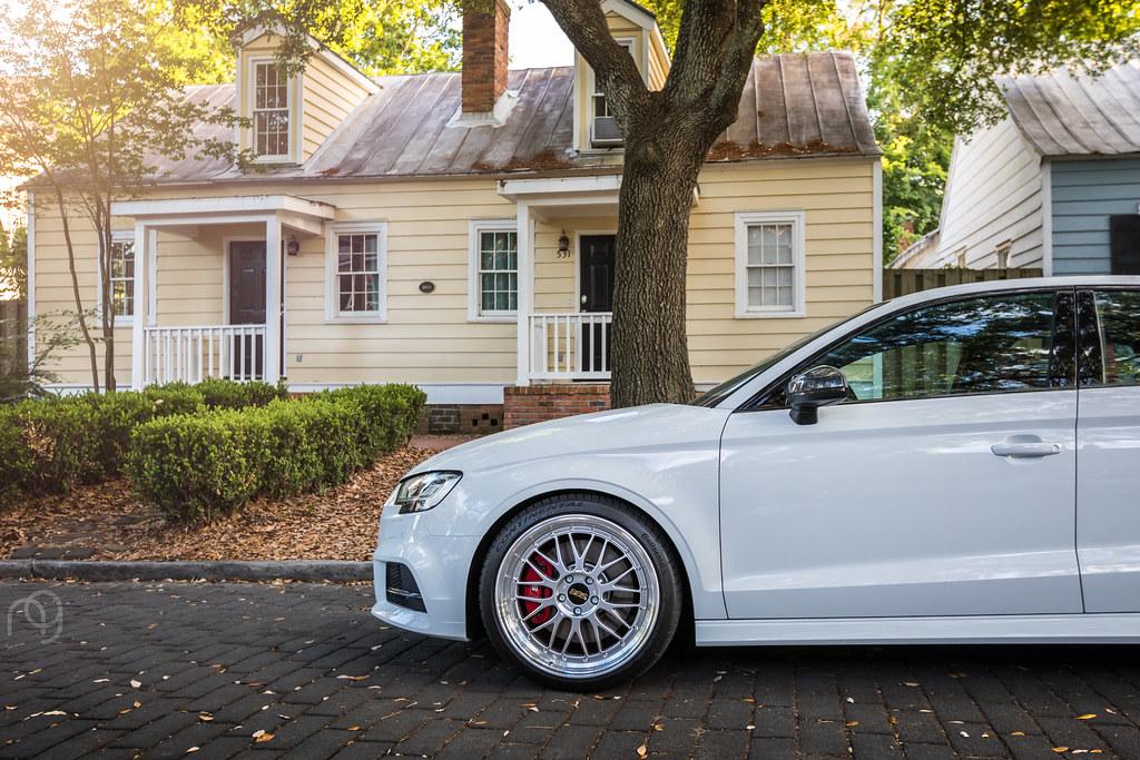 Audi S In Historic Savannah EuEx Nick Gangemi Flickr - Audi savannah