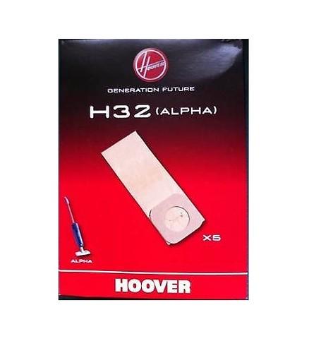 SACCHETTO SCOPA ELETTRICA HOOVER H32 ALPHA