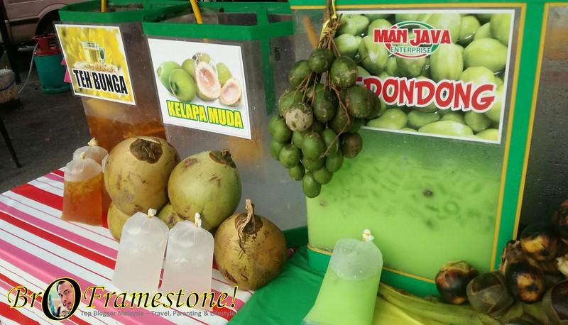 Man Java Bazar Ramadan Bandar Tasik Puteri, Rawang