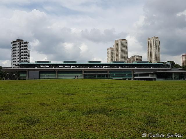 Buona Vista MRT Station 01