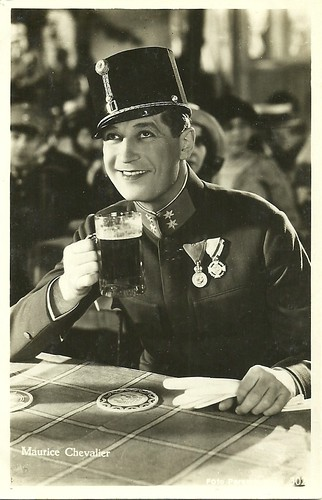 Maurice Chevalier in The Smiling Lieutenant
