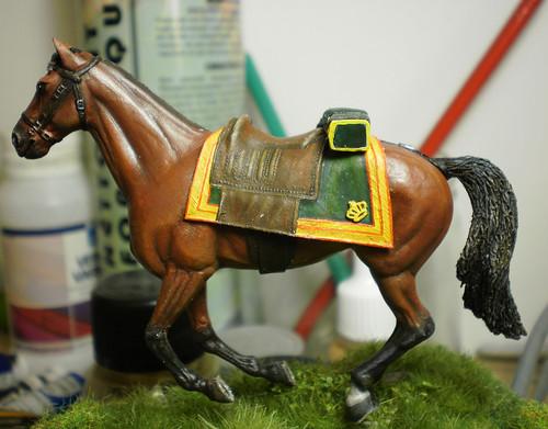 Dragon de la garde HISTOREX -54mm - Peinture a l'huile 34863311845_66525c56f0
