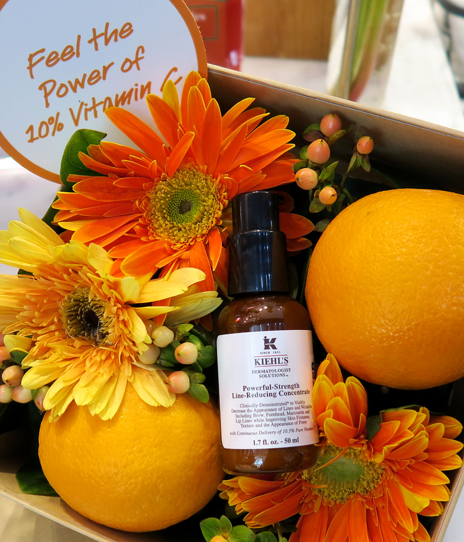 13 Kiehl's Store of the Future - Power Serums - Midnight Recovery - She Sings Beauty by Gen-zel