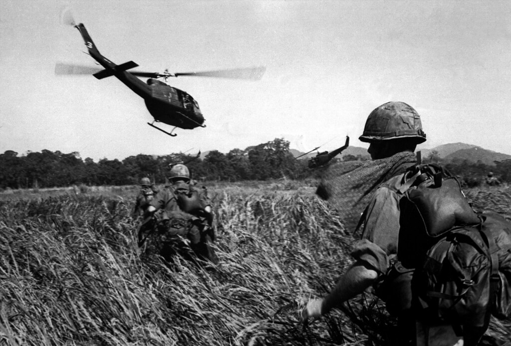 american involvement in the vietnam war Lyndon b johnson and the vietnam war especially in an election year of all the episodes of the escalation of american involvement in vietnam.