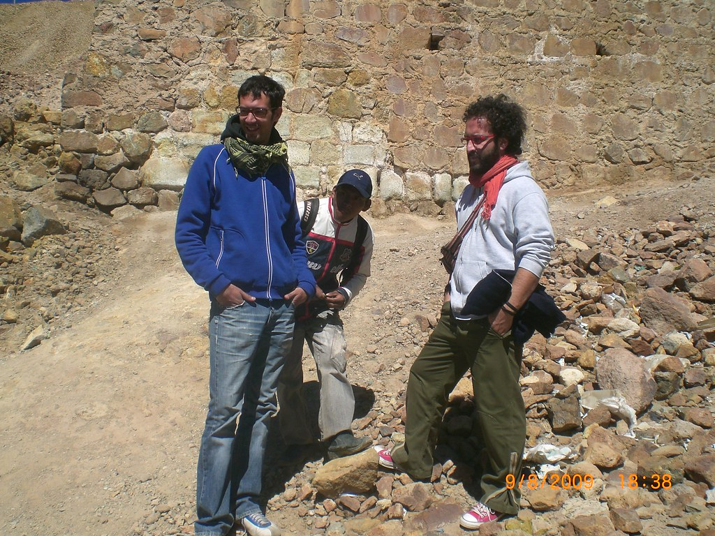 Campo di lavoro Bolivia 2009