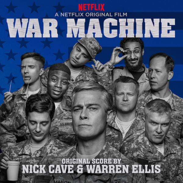 Nick Cave And Warren Ellis - War Machine