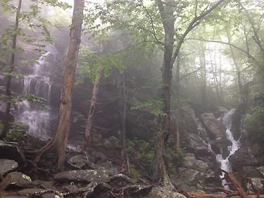 White Rock Falls