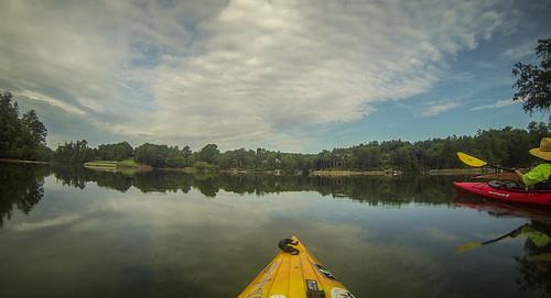 Lake Keowee and Estatoe Creek-13