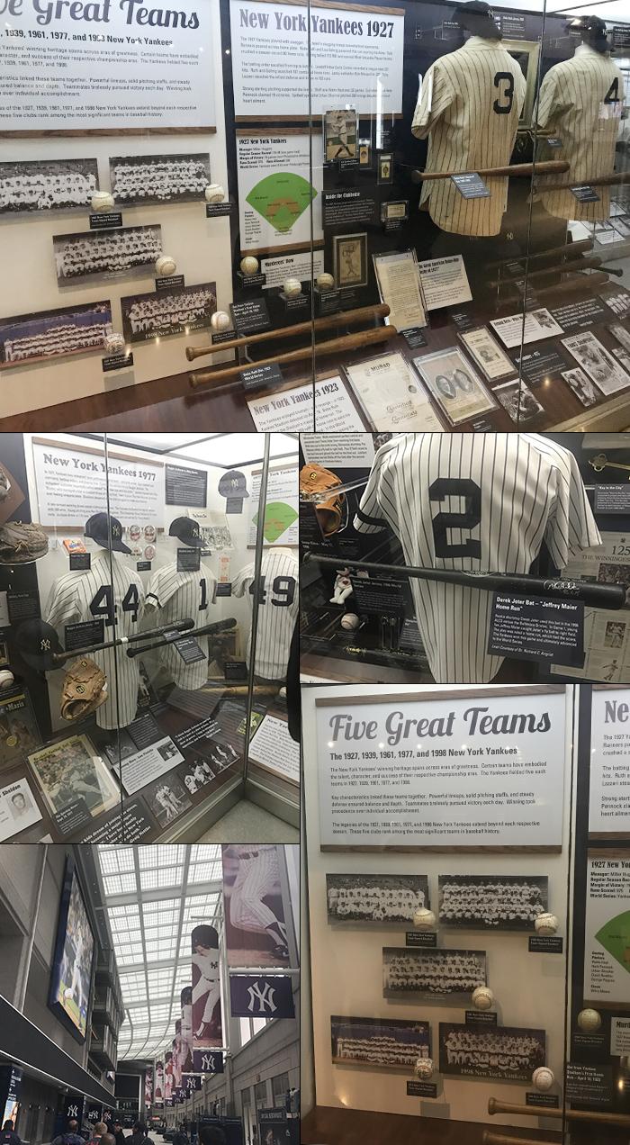 a6814985205fe Yankee stadium tours in New York City – Blog da Laura Peruchi – Tudo ...