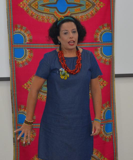 Contação de histórias desperta a imaginação das crianças no Programa Viagem Literária