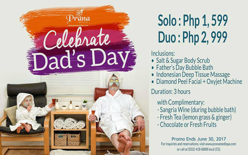 Prana Father's Day
