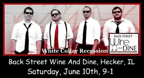 White Collar Recession 6-10-17