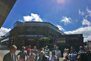 London - Wimbledon Centre Court tour