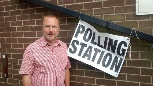 polling station June 17