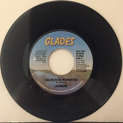 LATIMORE:TAKE ME TO THE MOUNTAIN TOP(RECORD SIDE-A)