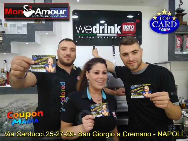 MON AMOUR CAFFETTERIA - Via Carducci,25 - San Giorgio a Cremano-NAPOLI