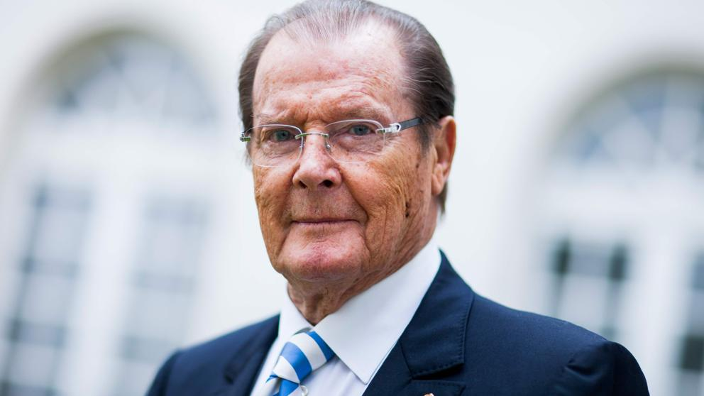 Roger Moore (1927 - 2017)