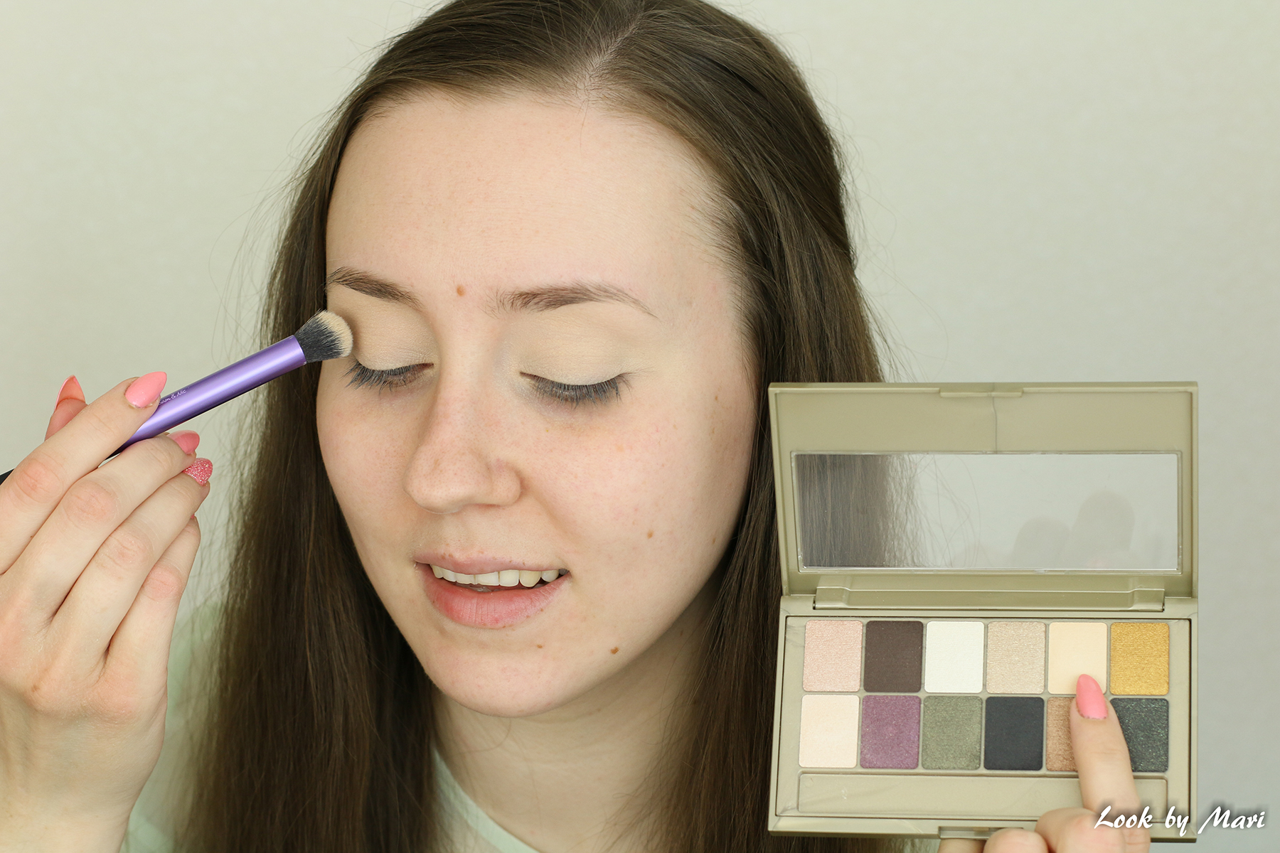 3 maybelline the 24karat nudes eyeshadow palette review luomiväripaletti kokemuksia