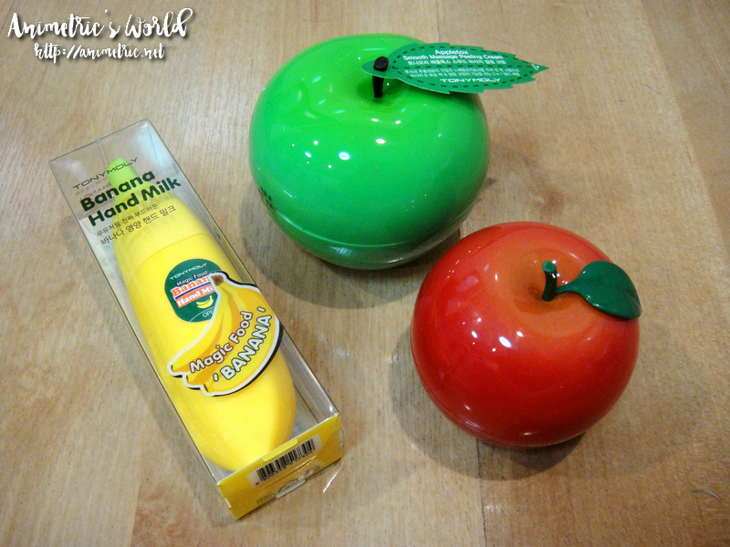 Tonymoly Fruit Products