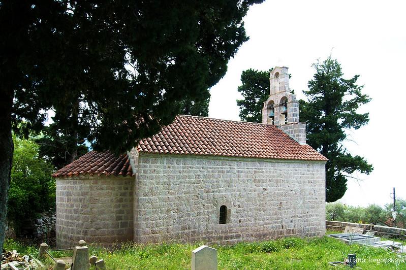 Церковь Св. Фомы в Петроваце