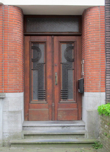 Another Deco Door, Bruges