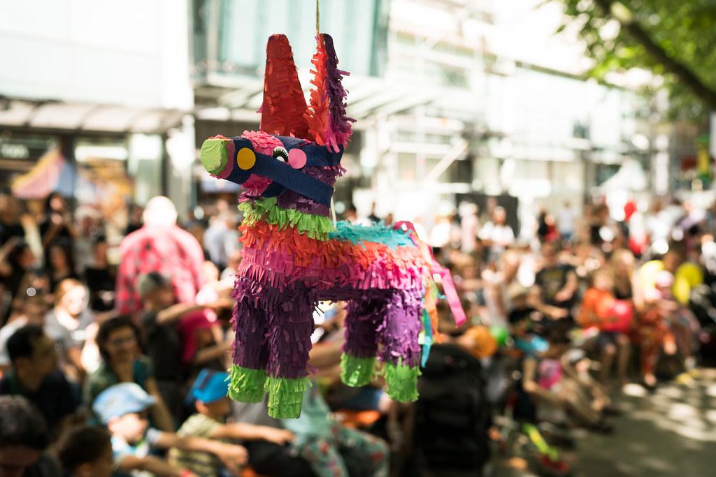 Kinderfest Mannheim (26.-28.05.2017)