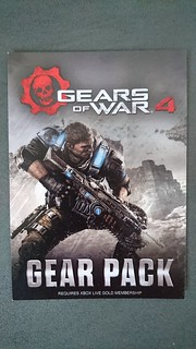 Gear of War 4 - Gear pack