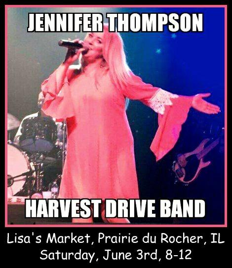 Jennifer Thompson Harvest Drive 6-3-17