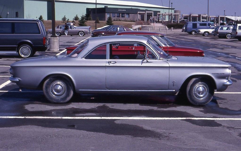 1960 Corvair Monza 2 Door