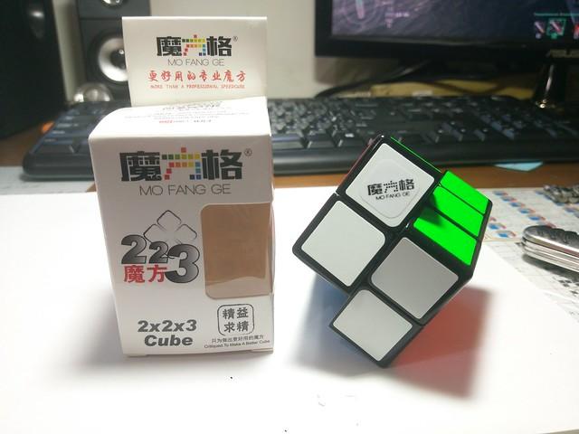 魔方格 223魔方 方塊與盒子