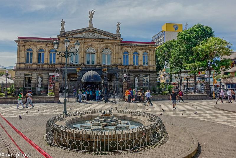 Teatro Nacional, San Jose de Costa Rica