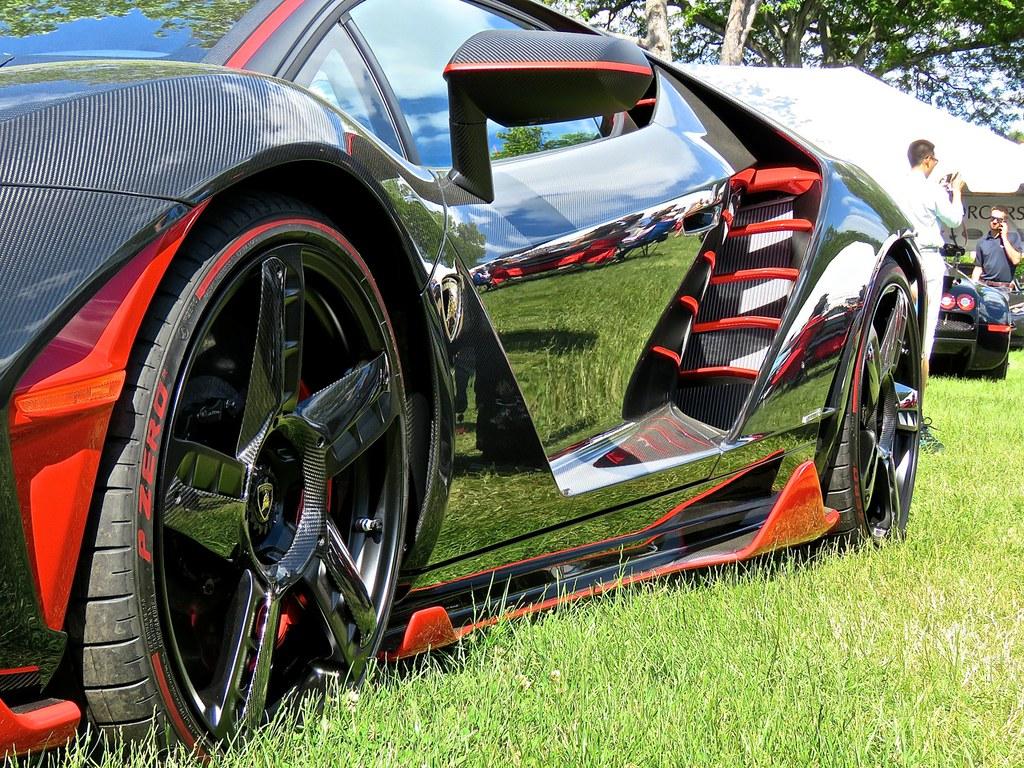Lamborghini Centenario 14