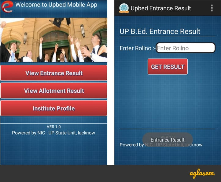 UP BEd JEE 2018 Result
