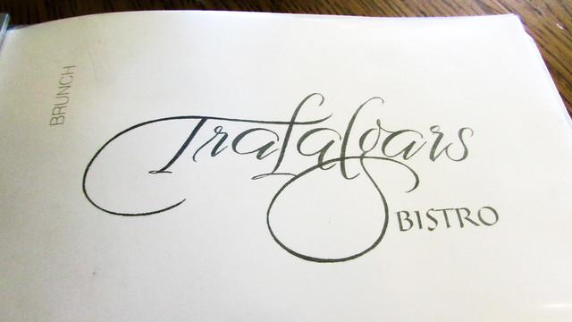 Farewell Trafalgars Bistro