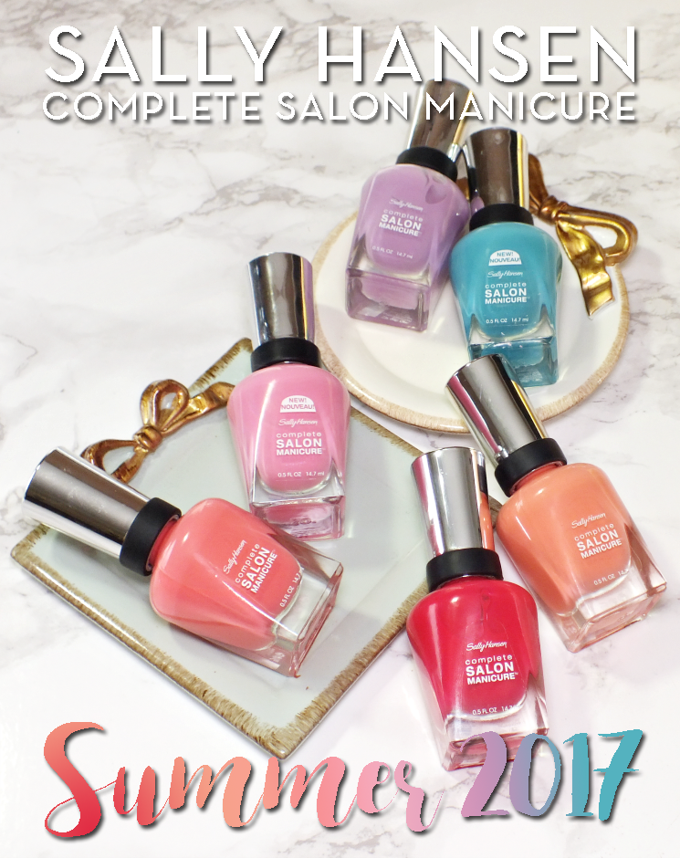 sally hansen complete salon manicure summer 2017 (2)