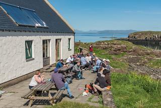 Pub der Insel Eigg