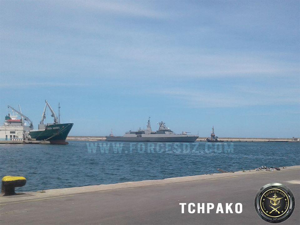 صور الفرقاطات الجديدة  Meko A200 الجزائرية ( 910 ,  ... ) - صفحة 32 34674324701_91bc69eea2_o