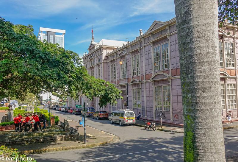Escuela Buenaventura Corrales, San Jose, Costa Rica