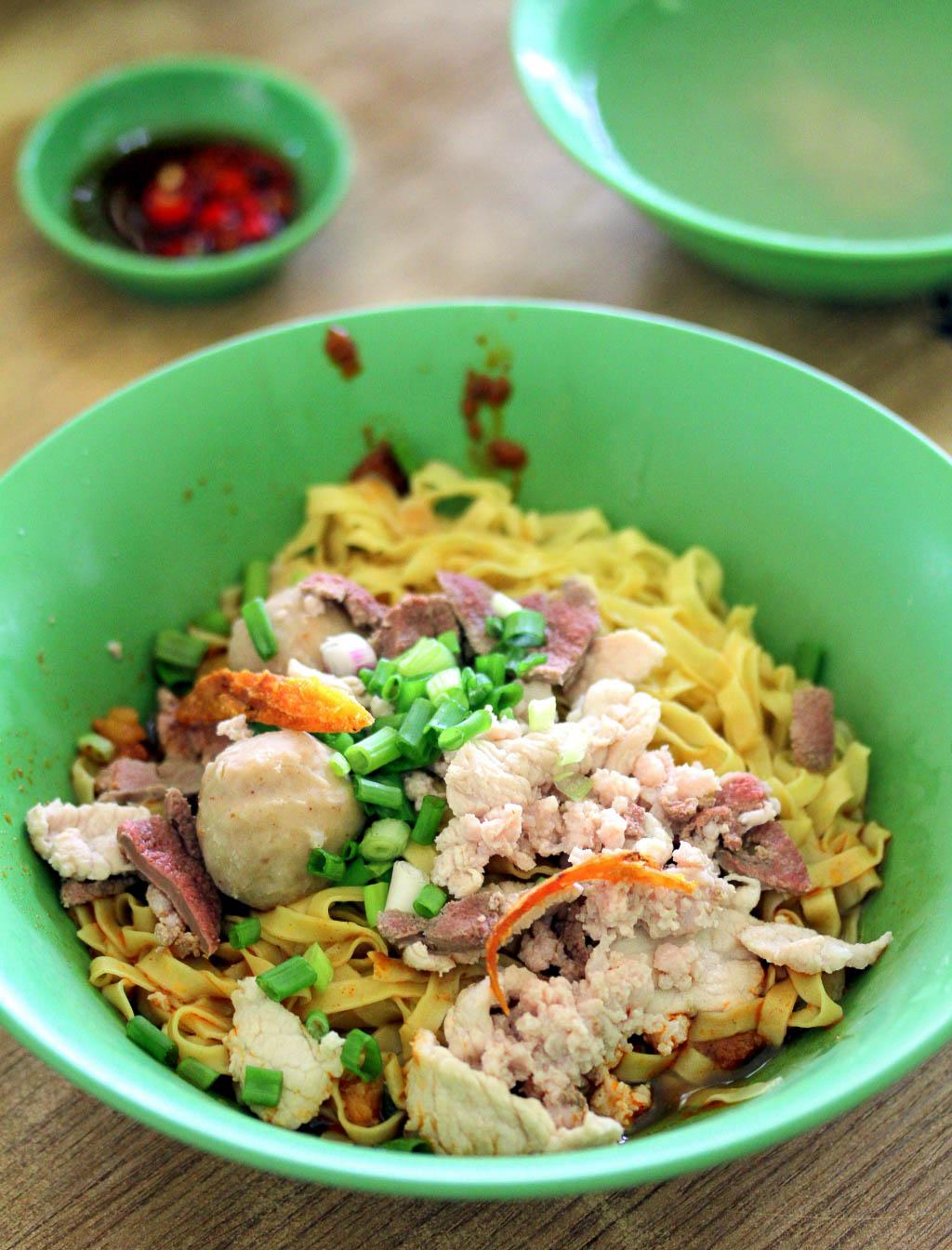 Tampines Eateries: Fu Yuan Teochew Bak Chor Mee