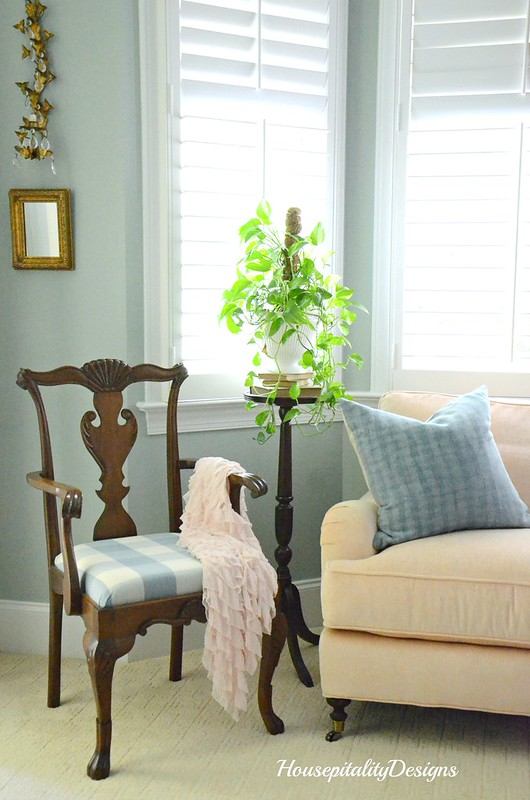 Master Bedroom-Plant Stand-Housepitality Designs