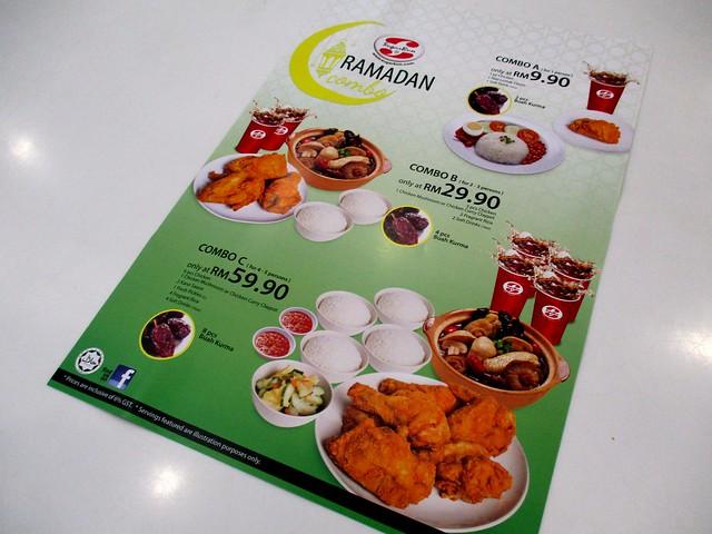 Sugar Bun Sg Merah Ramadhan offers