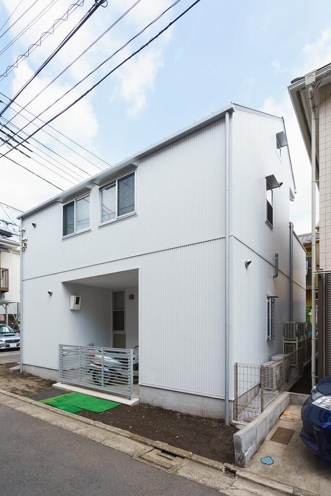 東京都目黒区の家