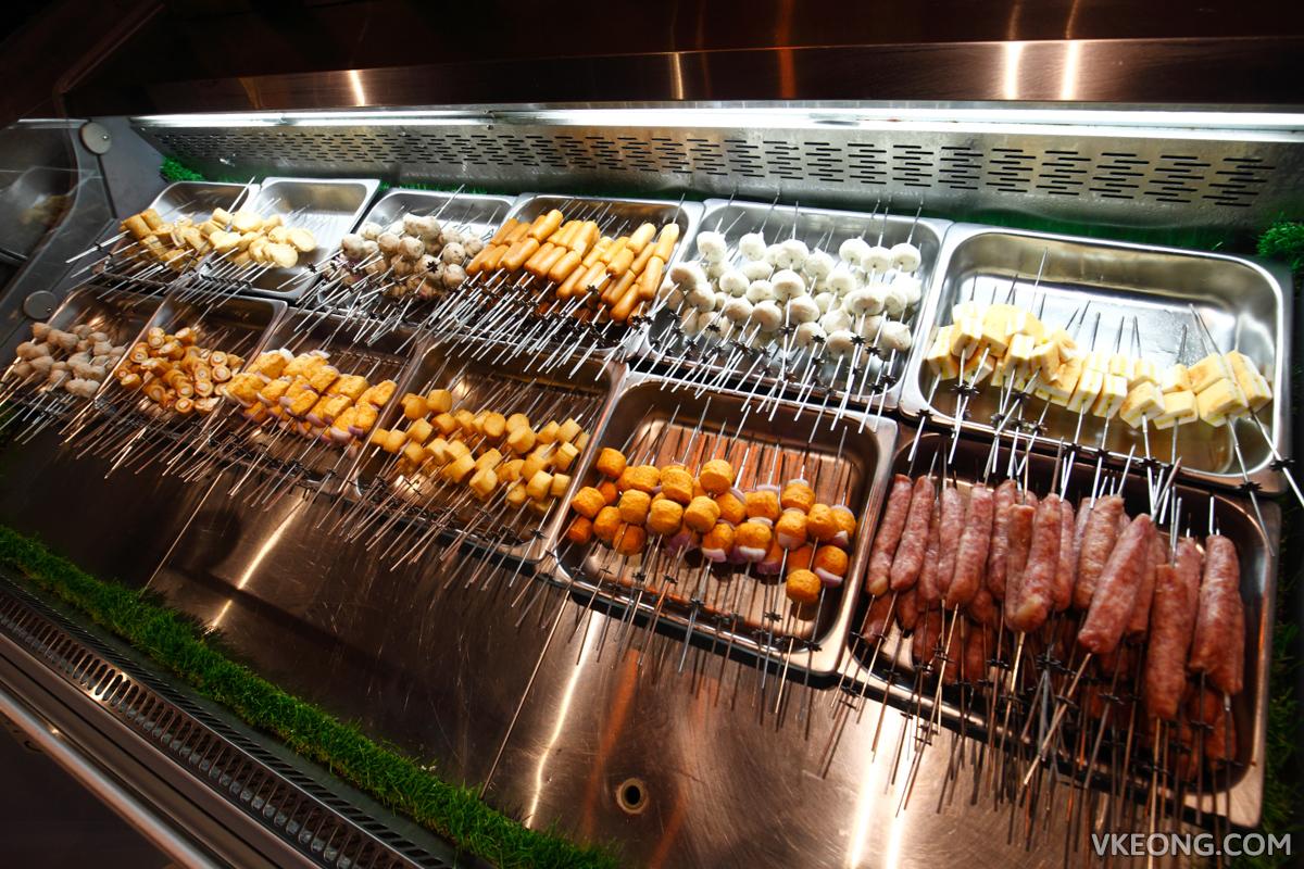 TLC Charcoal BBQ Processed Food Skewers