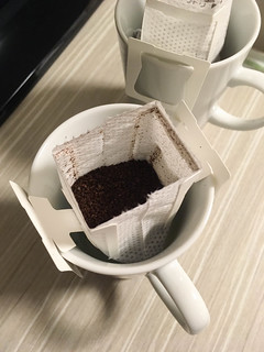 Self-supporting coffee filter system | by the pabloest of them all
